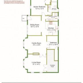 Floor Plan (click twice to enlarge).