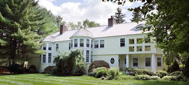 Robert A.M. Stern-Designed Shingle Style in Lexington