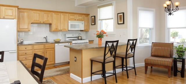 Sold! Bright and Spacious Downtown Stoneham Condo